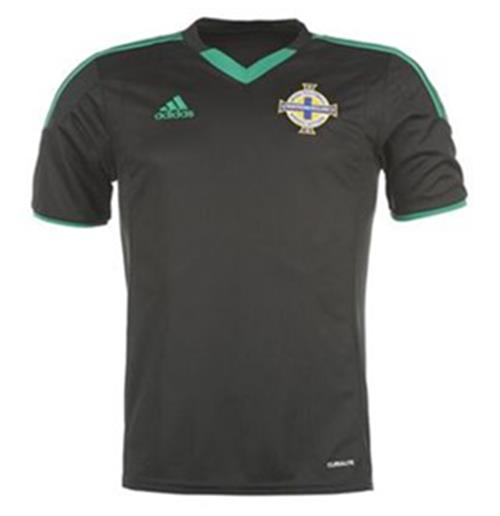 2012-13 Northern Ireland Adidas Away Football Shirt