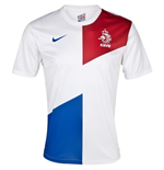 2013-14 Holland Away Nike Football Shirt (Kids)