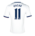 2013-14 Chelsea Away Shirt (Oscar 11)