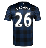 2013-14 Man United Away Shirt (Kagawa 26) - Kids