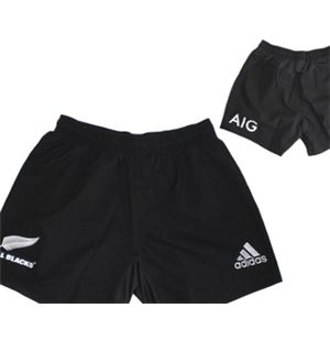 All Blacks Shorts Home